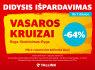 Akcijos Kruizams Ryga - Stokholmas - Ryga (1)