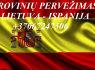 Teikiame tarptautinio perkraustymo paslauga LT - ESP LT (2)
