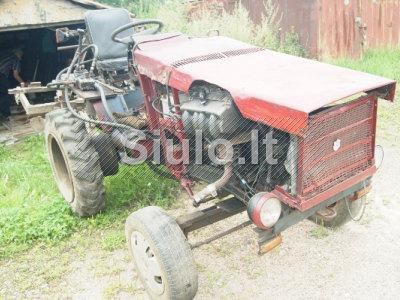 savadarbiu traktorius 1600lt
