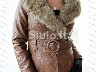 Madingos žieminės striukės ir paltukai