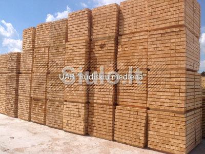 Statybinė ir apdailos mediena