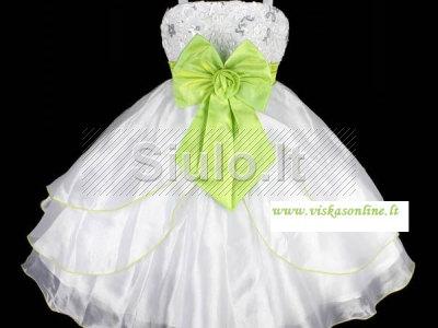 Puošnios suknelės mergaitėms