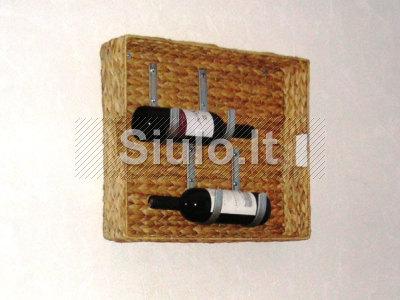 Vyno laikiklis