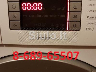 SKALBIMO MASINU REMONTAS 8 - 689 - 65507 Klaipedoj