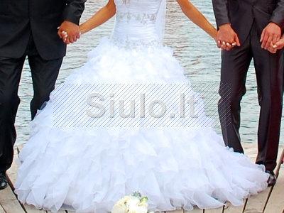 Graziausia pasaka vestuvine suknele