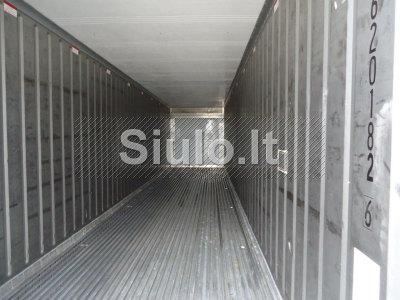 Ref - šaldytuvai jūriniai konteineriai
