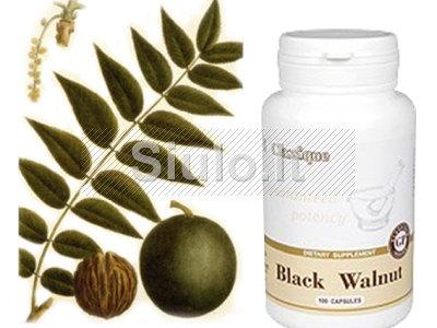 Juodas graikiškas riešutas - turtingas vitaminų ir mineralų šaltinis