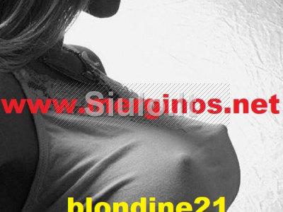 padykus blondine iesko malonumu N18