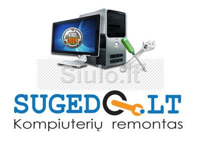 Kompiuterių servisas - Klaipėda