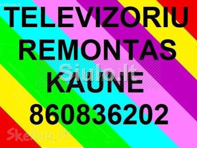 Televizoriu remontas Kaune 860836202 ŠVENČIŲ DIENOMIS