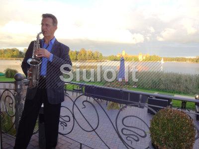 Profesionalus saksofonistas