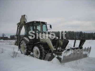 865907990. Sniego valymas. Vilnius. Valytuvai