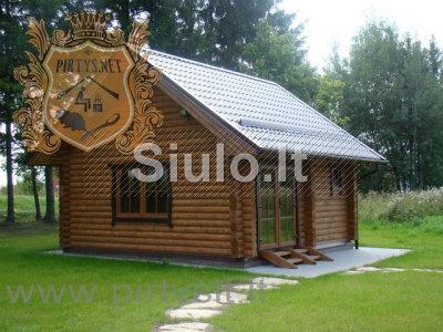 Parduodame Statome Pirtys Visoje Lietuvoje