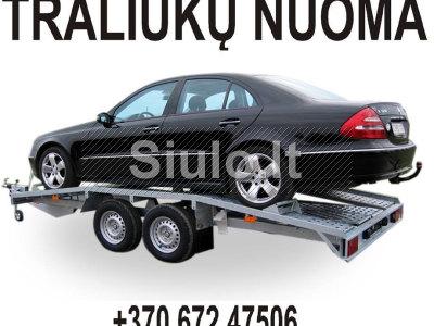 TRALIUKŲ NUOMA, 37062387452 ALYTUS