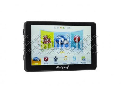Palydovinė navigacijos Peiying PY - GPS5010