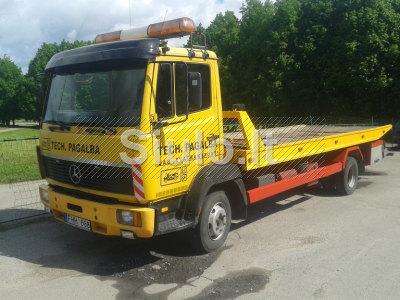 Techninė pagalba kelyje - Radviliškis, Tel. 865560101