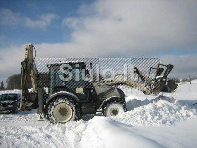 SNIEGO IŠVEŽIMAS, 865907990, Sniego valymo technika Vilniuje
