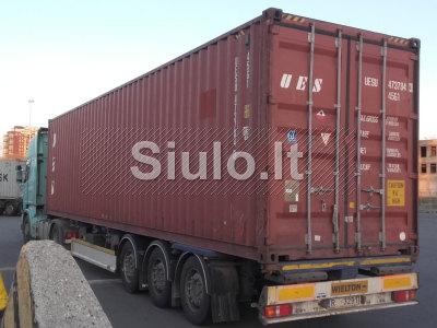 Jurinis konteineris sandeliavimui
