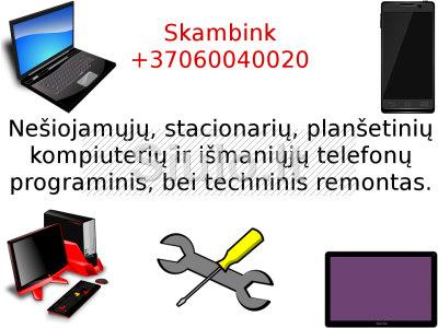 Kompiuterių meistras Kelmėje, 860040020