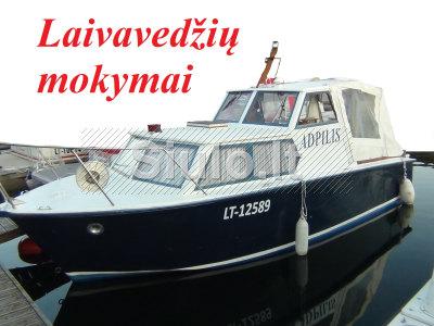 Laivavedžių kursai Vilniuje