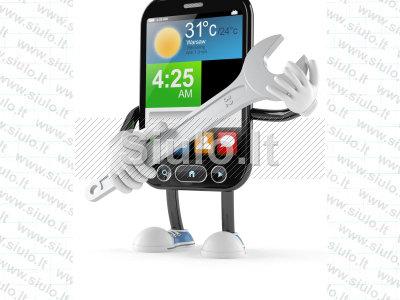 Telefonų remontas Šiauliuose bei Panevėžyje