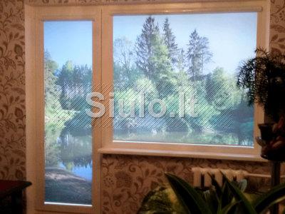 Žaliuzės, roletai, fotoroletai, markizės, tinkleliai, langai
