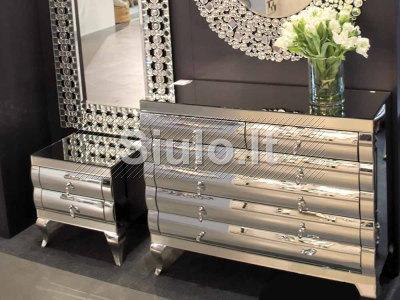 Veidrodiniai baldai