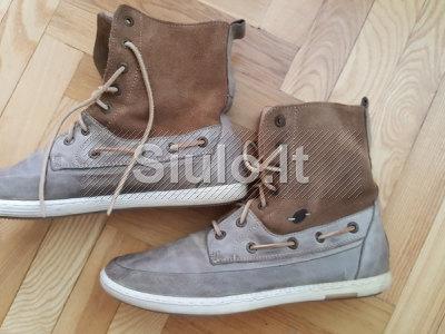 Odiniai šilti batai