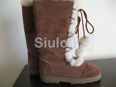 Šilti verstos odos batai 38 dydis