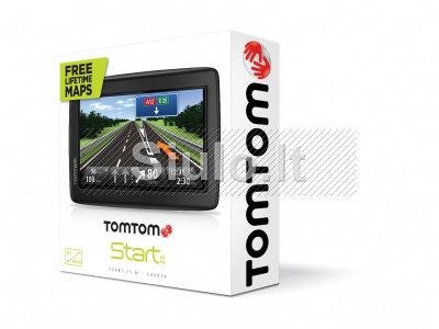 TomTom Start 25 GPS navigacija