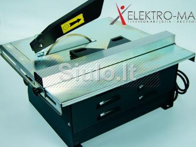 Naujos Eurotek staklės skyrtos plytelėms pjauti