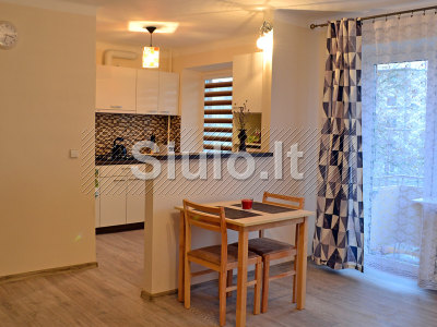 Trumpalaikė apartamentų 2 kambarių buto nuoma Šiauliuose