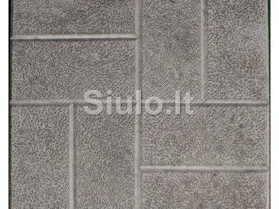 Šaligatvio plytelės - Trinkelės 40x40x4