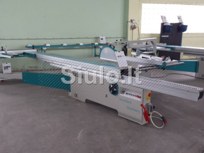 20 - 60 - 541 Formatinio pjovimo staklės MJ6138TA 400 Woodland Machinery naujos