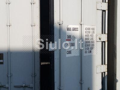 Ref - konteineriai šaldytuvai