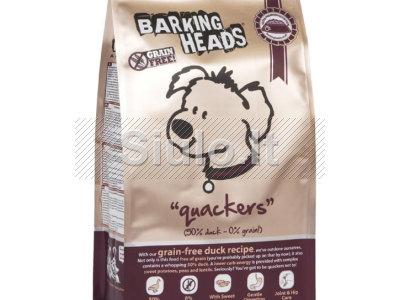 Barking Heads Quacker Grain Free 12kg