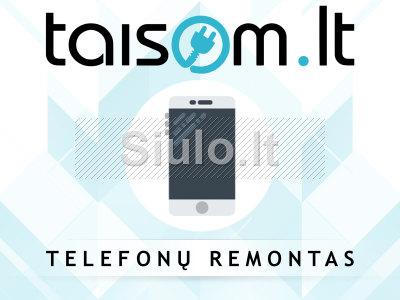 Profesionalus Apple iPhone ir iPad remontas Klaipėdoje