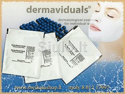 Enzyminis šveistiklis su DMS KOKO Dermaviduals NUOLAIDOS iki 15