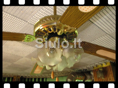 Šviestuvas ventiliatorius Lenkija