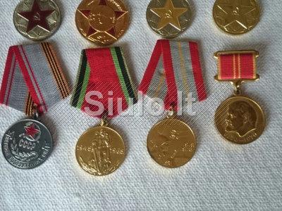 Parduodu medalius