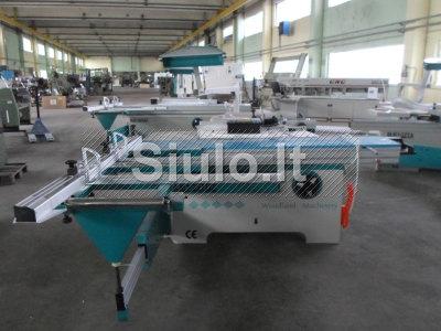 20 - 60 - 543 Formatinio pjovimo staklės MJ6122TD 400 Woodland Machinery naujos