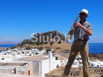 Saksofono melodijos Jums