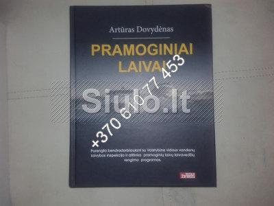 Artūro Dovydėno knyga Pramoginiai laivai
