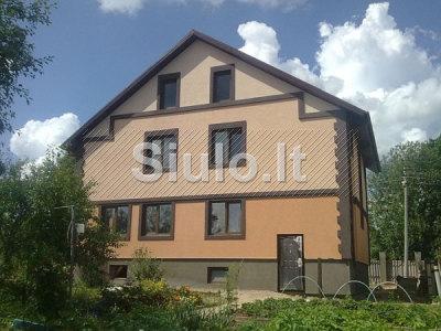 Kokybiskas namu fasadu siltinimas