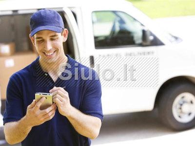 Vairuotojai su B kat. Munchen mieste, Vokietijoje 867674941