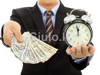 Labai greita pinigų paskola 48 val