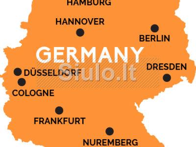 9 darbo pasiūlymai Vokietijoje