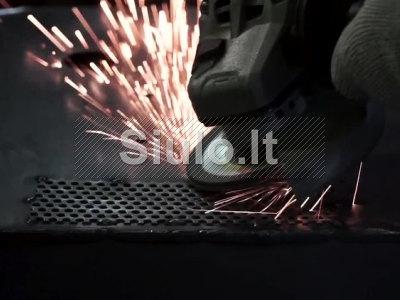 Metalo šlifuotojas Vokietijoje 867674941
