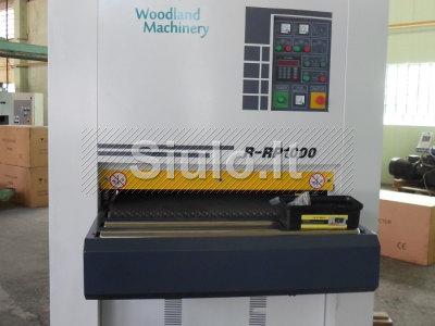 20 - 29 - 540 Plačiajuostės šlifavimo staklės WOODLAND MACHINERY naujos
