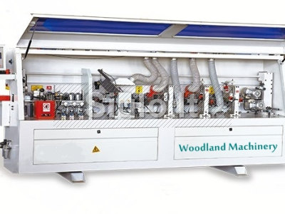 20 - 09 - 509 Automatinės kraštų užklijavimo staklės WOODLAND MACHINERY FZ - 515 naujos